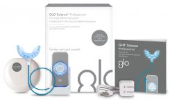 GLO Hardware Kit with Autoclavable Mouthpiece for Chairside, In-Office Whitening (358124)