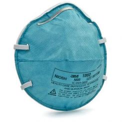3M DEN N95 Particulate Respirator/Surgical Mask 1860 20/Bx (1860)