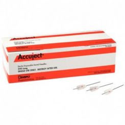 ACCUJECT 25G LONG NEEDLE  (900605)