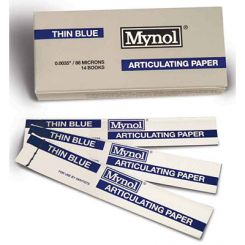 Ada Products Mynol Thin Red Strip Articulating Paper (140-11004)