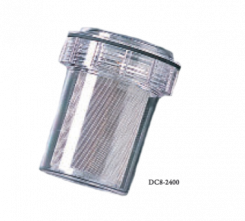 """Screen-4-Vac Canisters, 2400, 4 1/2""""W x 5 1/8"""" H, 8/Box (DC8-2400)"""