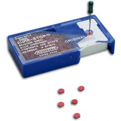 Maillefer Sure-Stop Endo Stops Silicone Red With Dispenser 200/Package (671675)