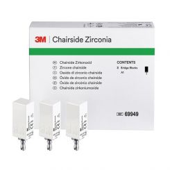 3M Chairside Zirconia for CEREC, A1, 39MM (69949)