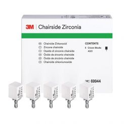 3M Chairside Zirconia for CEREC, A3.5, 20MM (69944)