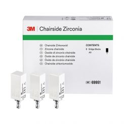 3M Chairside Zirconia for CEREC, A3, 39MM (69951)