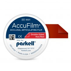 ACCUFILM II RED/RED  (S021)