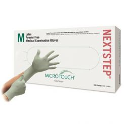 ANS/ Microtouch Glove NEXTSTEP Large  (3203-A)