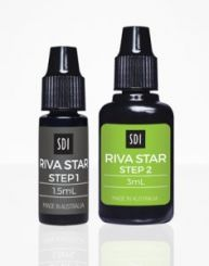 SDI Riva Star Silver Diamine Tooth Desensitizer Adult Bottle 2 Step/10 Patient Fluoride 1/kt (8800537)