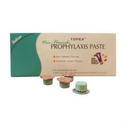 Dentsply Topex Prophy Paste NonFluoride Mint Coarse Cups - Box of 200  (AD60002)